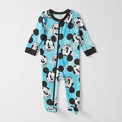 NEW Disney Baby Mickey Mouse Coverall Kids