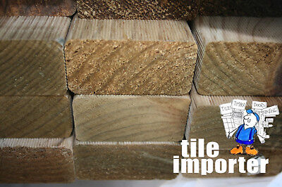 Pack Lot  90 x 45 x 5.4m F5 Structural Treated Pine 64pcs $3.20 per lineal metre