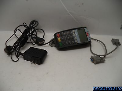 Ingenico iPP320 POS CREDIT CARD MACHINE Pinpad w/ cables - Tested