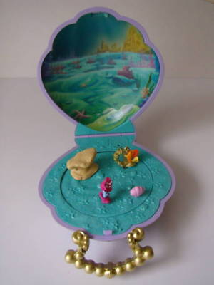 Disney The Little Mermaid Under The Sea - Musical Shell / Playset -Large