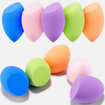 4pcs Makeup Foundation Sponge Blender Blending Puff Flawless Powder Beauty Newly