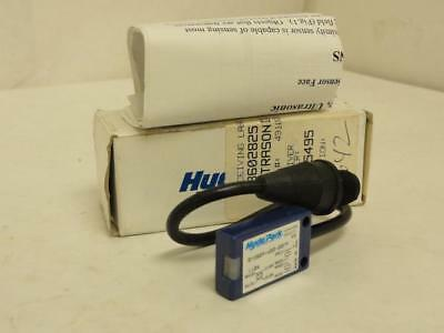 159348 New In Box, Hyde Park SM390A-460-00FP Ultrasonic Proximity Sensor 12-24VD