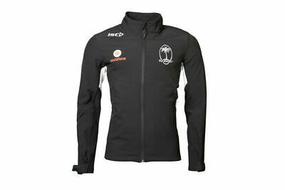 Fiji Rugby 2018 Players ISC Soft Shell Jacket Adults Sizes S-4XL!