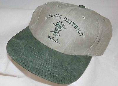 Boy Scouts of America Licking District Day Camp 2000 Staff Hat