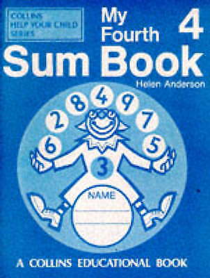 My Fourth Sum Book (My sum books), Anderson, Helen, Very Good Book