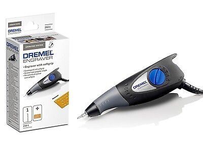 Dremel 290 Engraver Power Tool for Engraving Glass Metal Wood Plastic