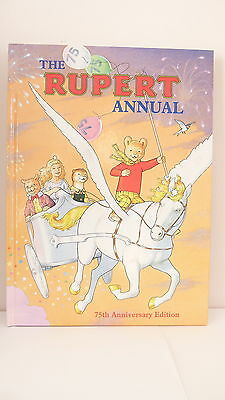NEW - Rupert The Bear Annual - No.60 - 1995 75th Anniversary Edition