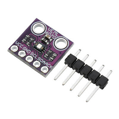 GY-VEML6070 2.7-5.5V UV Ultraviolet Light Sensor Module I2C Protocol In