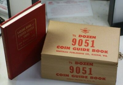 1965 6-Pack of **New** RedBook 18th Edition Guide Book of United States Coins
