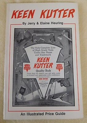 Vintage 1984 KEEN KUTTER Illustrated Price Guide Catalog (TH159)