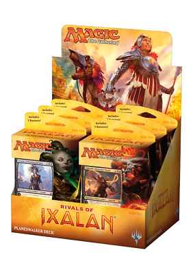 Rivals of Ixalan Planeswalker Deck OVP Sealed - En/De