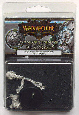 Warmachine Convergence of Cyriss Algorithmic Dispersion Optifex Solo PIP 36017