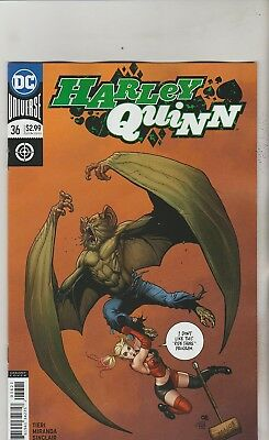 Dc Comics Harley Quinn #36 March 2018 Variant 1St Print Nm