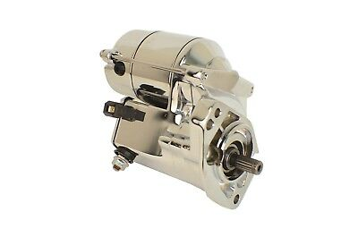 ProTorque Chrome 1.8kw Starter For 1994 To 2006 Big Twin - PH125-HD06-C