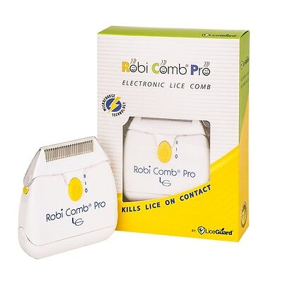 Robi Comb Australia Head Lice Nits Comb with 12 Months Warranty