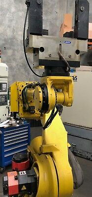 FANUC R-2000iB/165F ROBOTIC ARM WITH 300MM GRIPPER