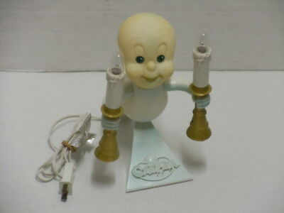 Casper The Friendly Ghost Kid's Child's Light Nite Lite Night Light Works