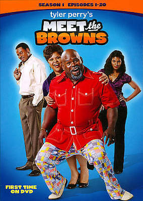 Meet The Browns: Season 1 DVD