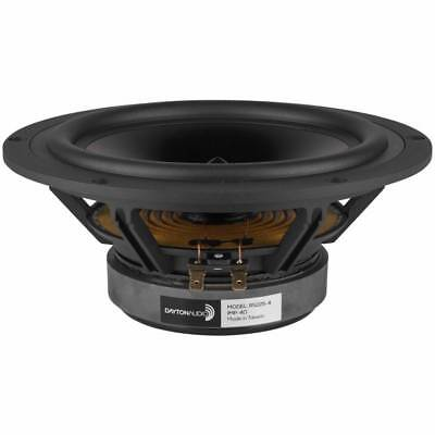 "Dayton Audio RS225-4 8"" Reference Woofer 4 Ohm"