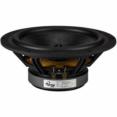 "Dayton Audio RS225P-4 8"" Reference Paper Woofer 4 Ohm"