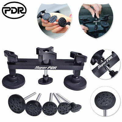 Paintless Tools PDR Dent Puller Bridge Hail Repair Removal Auto Body Pulling Kit