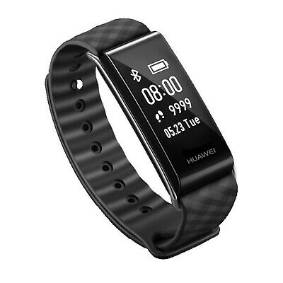 """Huawei Band A2 Fitness Smartwatch Pulsmesser Android OLED 0,93"""" Sport Schwarz"""