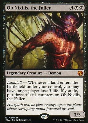 Ob Nixilis, the Fallen | NM | Iconic Masters | Magic MTG