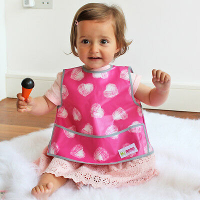 Minene FULL VEST Bibs ideal for young babies - 4 cool designs!