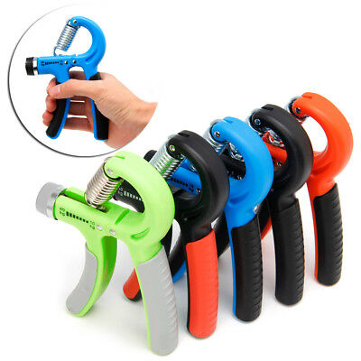 1x Adjustable Hand Grip Fitness Pinch Meter Portable Hand Expander Gripper Tools