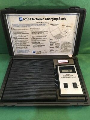 TIF 9010 Electronic Charging Scale HVAC Refrigerant Recovery   ~   Free Shipping