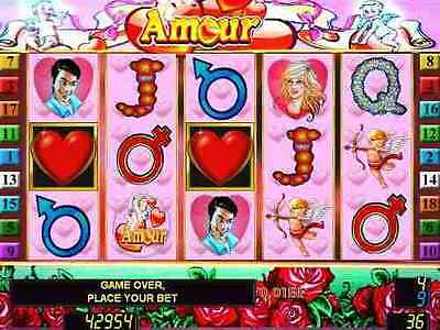 Gaminator  AMOUR, System for Pc Based Slot Machine Professional Software