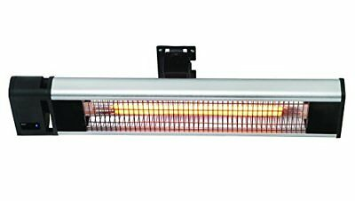HeTR Ceiling or Wall Mount Radiant Patio Heater 1500W Electric Indoor/Outdoor