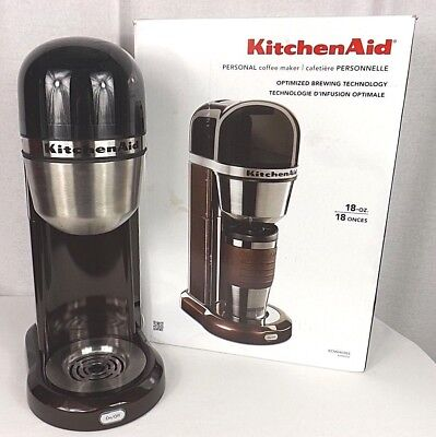 Kitchenaid Personal Coffee Maker Machine R Kcm0402 Kitchen