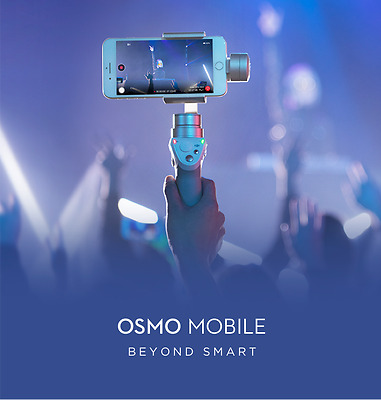 Open-Box/Used DJI OSMO Mobile - FREE Priority Shipping(1-3 days)