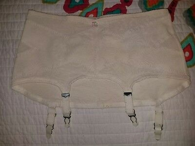 2X Vintage Retro Sears Girdle Garter Belt