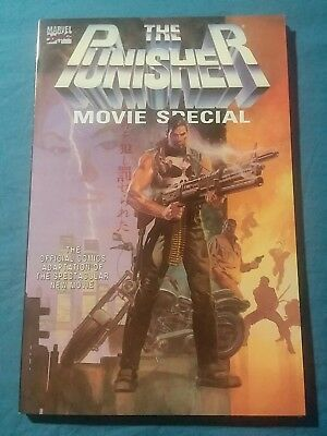 The Punisher Movie Special TPB [1990,Marvel]