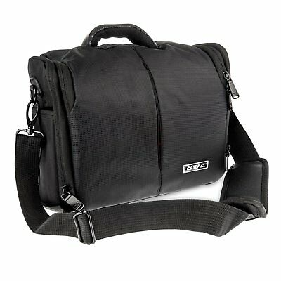 Camera Bag Carry Waterproof Case with Shoulder Strap, Nikon Canon