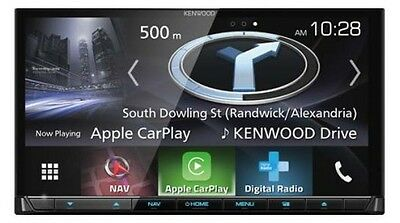 Kenwood DNX9170DABS Navigation with FREE ($129) Reverse Camera