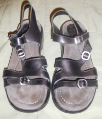 386676f7ace BLACK DANSKO WOMEN Size 41 Sandals with adjustable straps -  29.99 ...