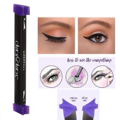 Easy Cat Line Eye Vamp Stamp Wing Eyeliner Stamp Eyeliner Ink VERGE Angle Brush
