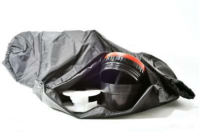 """KAISER PORTABLE DARKROOM FILM CHANGING BAG 16""""x17"""" 40x43CM 6390 DOUBLE LAYER"""