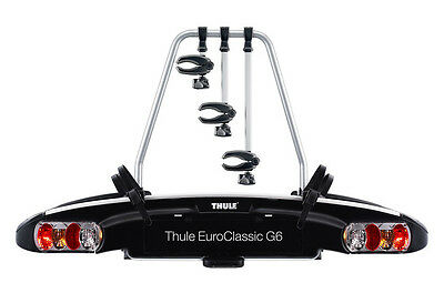 thule euroclassic g6 929 fahrradtr ger ahk kupplungstr ger f r 3 fahrr der eur 479 00. Black Bedroom Furniture Sets. Home Design Ideas