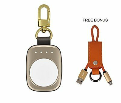Wireless Magnetic Charger For Apple Watch 700 mAh Power Bank iWatch Series 1 2 3