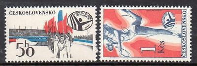 Czechoslovakia MNH 1980 National Spartakiad