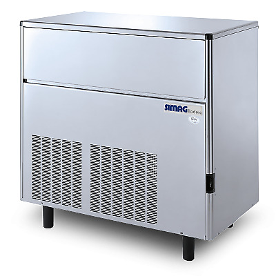 Bromic Im0170Hsc-He Self Contained Hollow Ice Machine 165Kg/24Hr