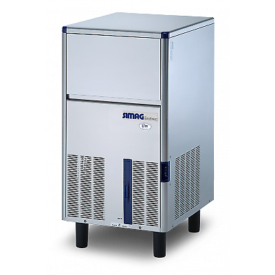 Bromic Im0064Hsc-He Self Contained Hollow Cube Ice Machine 63Kg/24Hr