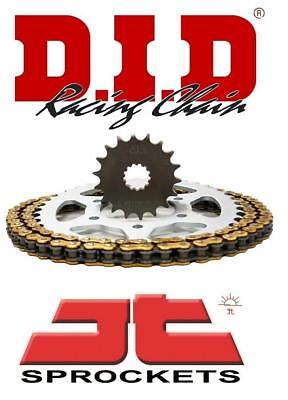 D.I.D & JT Chain And Sprocket Kit Set Yamaha FZ 1 N/S  06-15