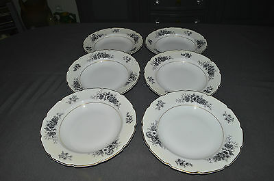 6 PLATES HOLLOW LIMOGES/RAYNAUD & Cie/ TRESSEMANES AND VOGT 1919 /1928 N°1