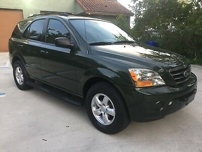 2007 Kia Sorento LX Edition - 4 Door Luxury Sport Utility Vehicle 111k Original Miles - Perfect Carfax - 100% FL Owned - 100% Money Back Guarantee
