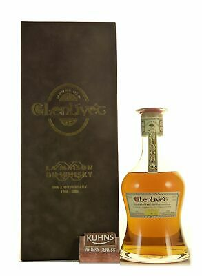 Glenlivet 50 Jahre 1956-2006 Gordon&MacPhail Speyside Single Malt Scotch Whisky